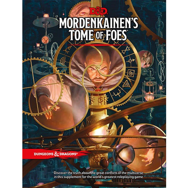 Dungeons and Dragons  Mordenkainenand39s Tome of Foes