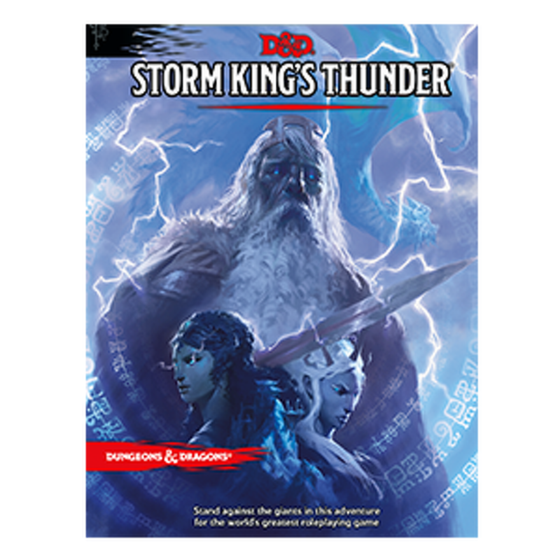 Dungeons and Dragons  Storm Kingand39s Thunder