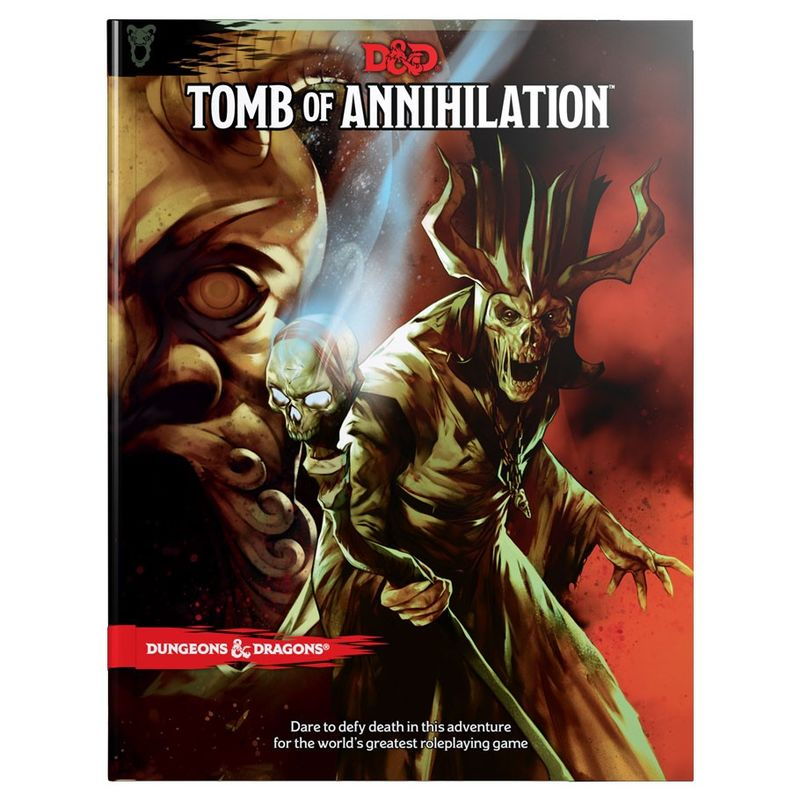 Dungeons and Dragons  Tomb of An