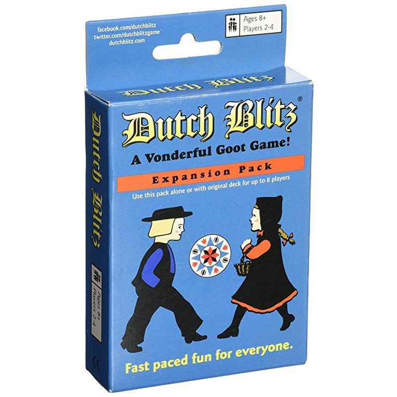 Dutch Blitz  Blue Pack