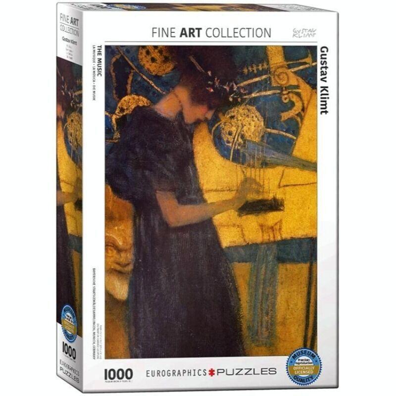 Eurographics  Klimt The Music