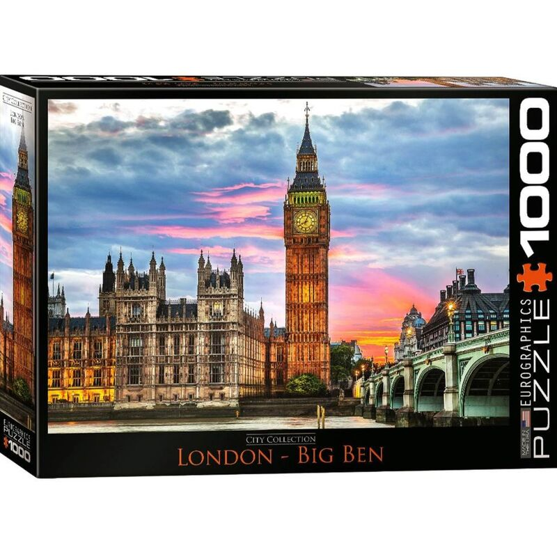 Eurographics  London Big Ben