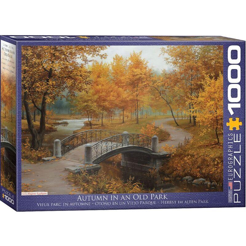 Eurographics  Lushpin Autumn Old Park