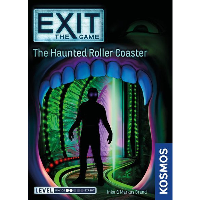 Exit The Game  Haunted Rollercoaster