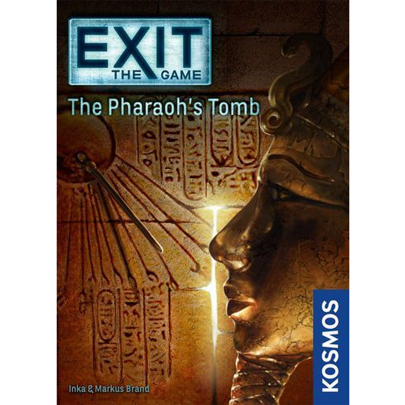 Exit  The Pharaohand39s Tomb
