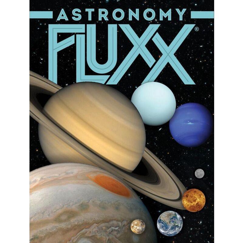 Fluxx  Astronomy