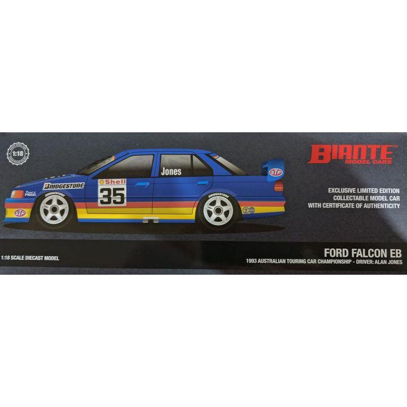 Ford Falcon EB 1993 ATCC  Alan Jones