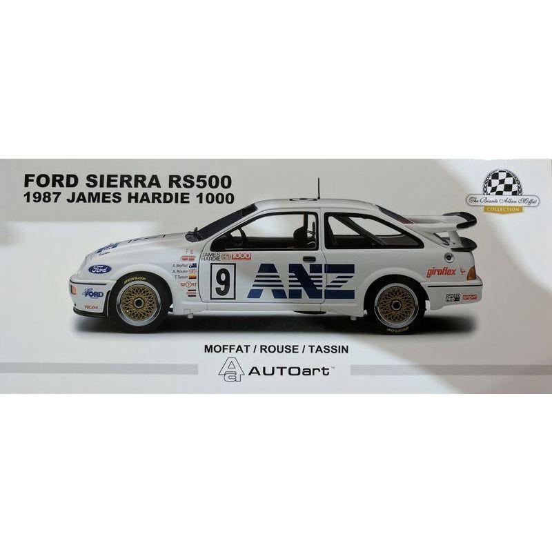 Ford Sierra RS500 1987  James Hardie 1000