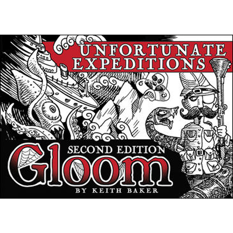 Gloom  Unfortunate Expedition Expansion