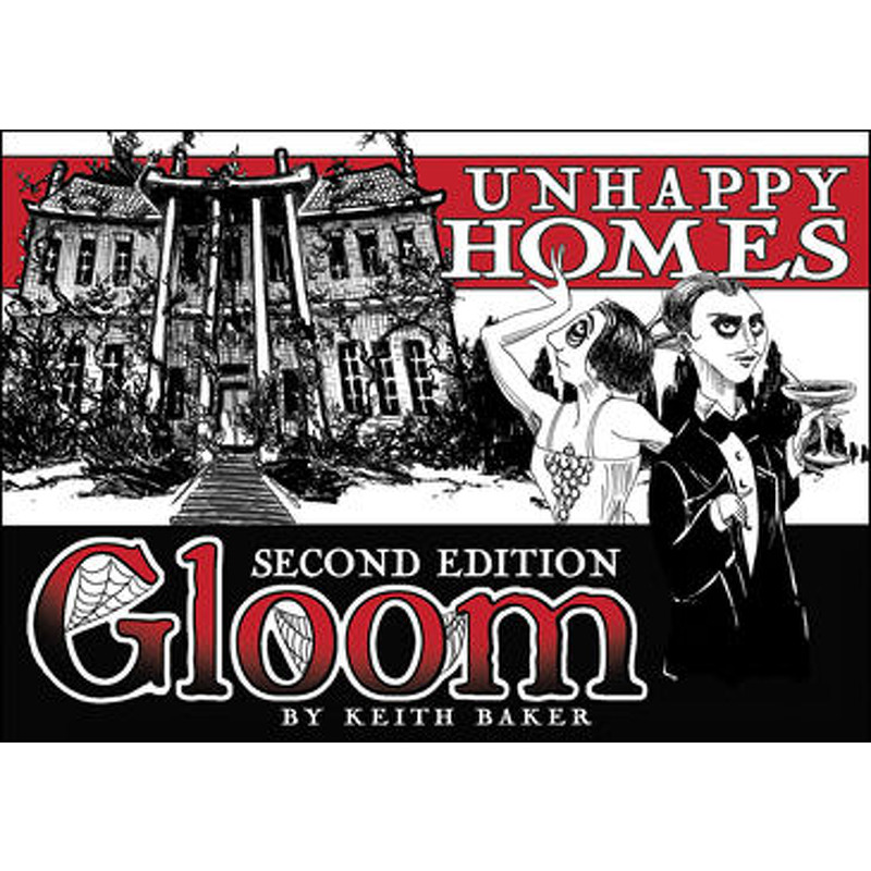 Gloom  Unhappy Homes Expansion