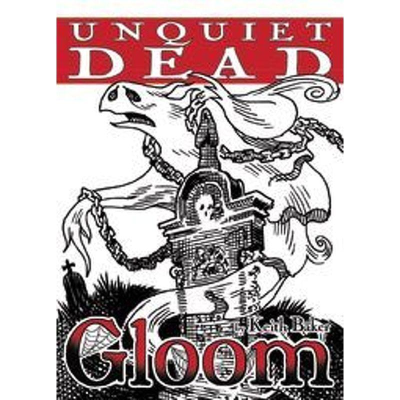 Gloom  Unquiet Dead Expansion
