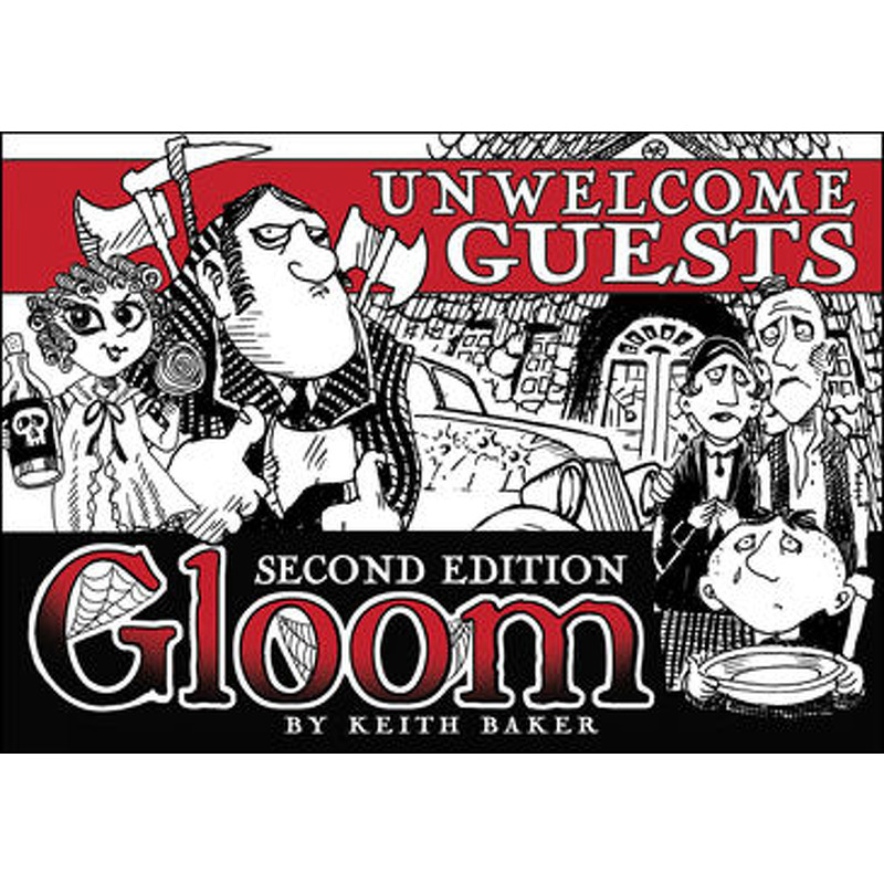 Gloom  Unwelcome Guest Expansion
