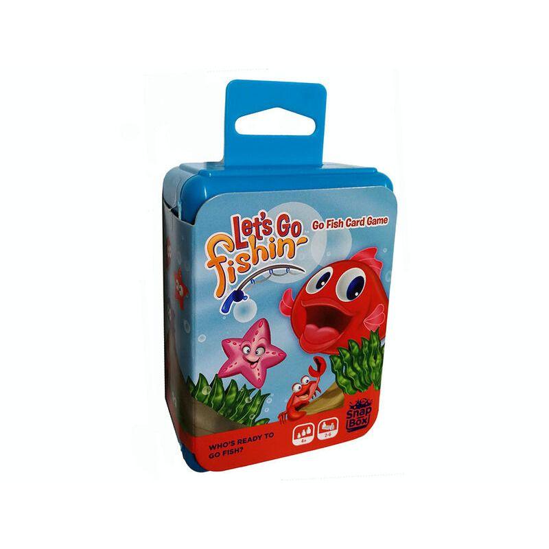 Go Fish  Snapbox