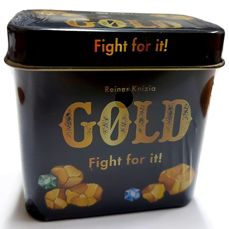 Gold Fight For It
