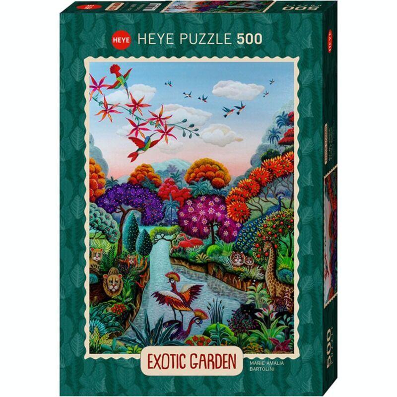 Heye  Exotic Garden  Plants