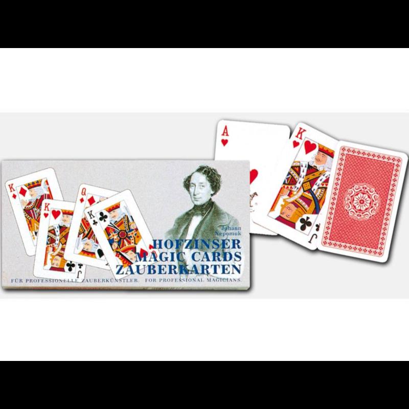 Hofzinser Magic Cards