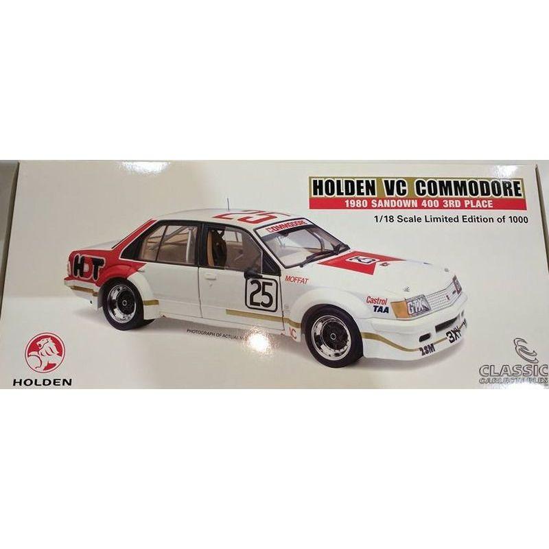 Holden VC Commodore 1980 Sandown 400 3rd Place  Moffat