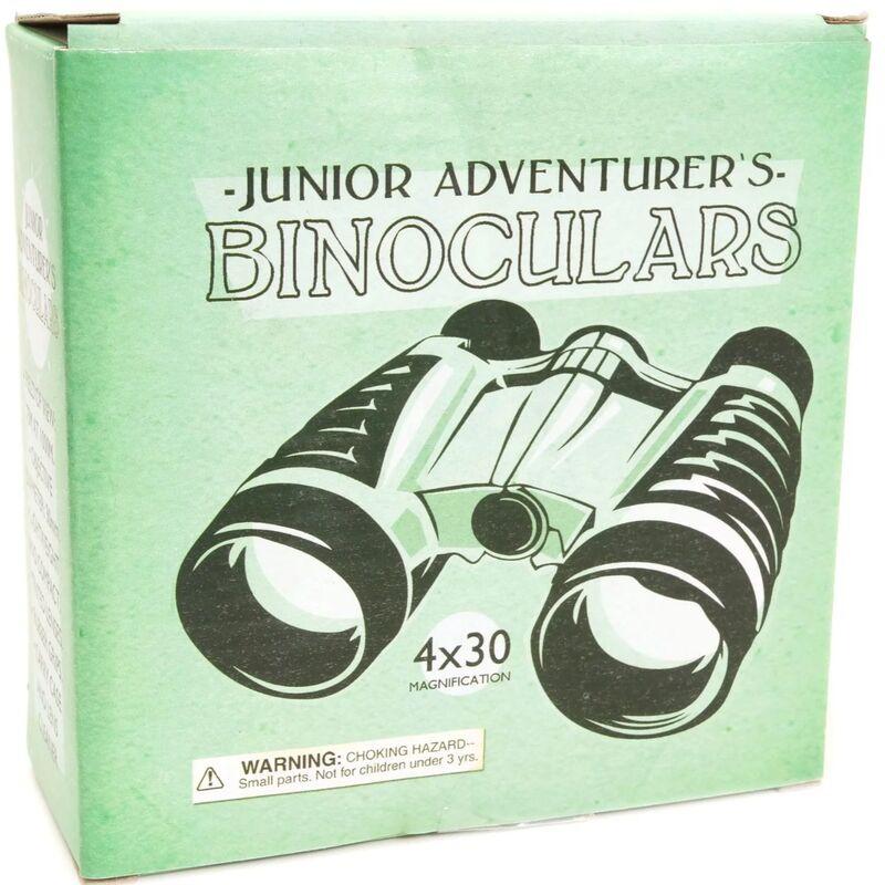 Junior Adventurerand39s Binoculars