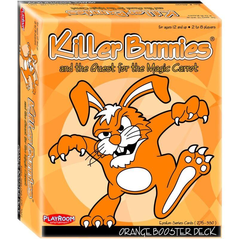 Killer Bunnies - Orange Booster