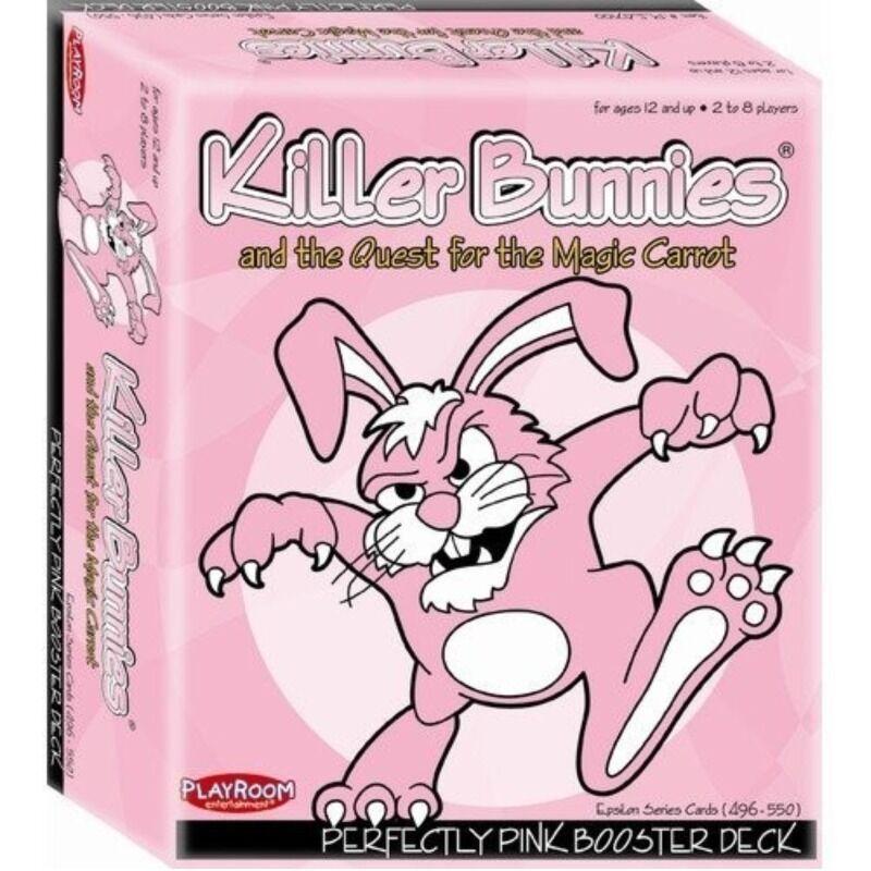 Killer Bunnies - Pink Booster