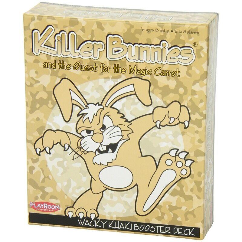 Killer Bunnies - Whacky Khaki Booster