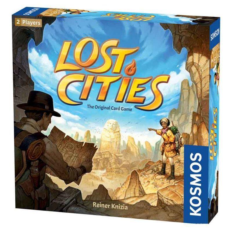 Kosomos  Lost Cities The Original Card Game