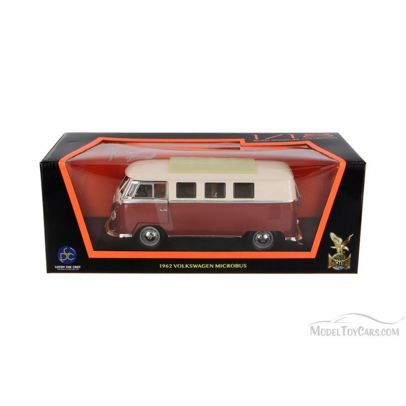 Lucky Die Cast  1962 Volkswagen Microbus