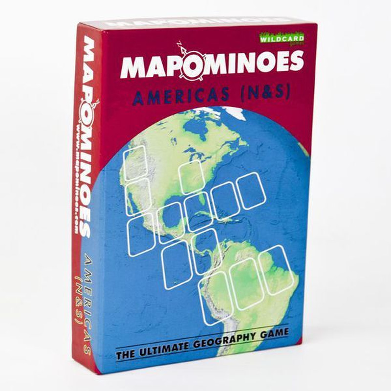 Mapominoes  Americas