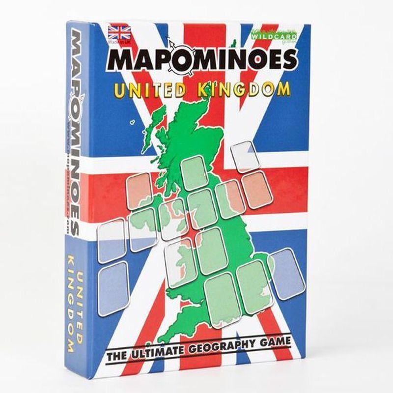 Mapominoes  United Kingdom