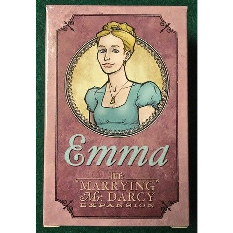 Marrying Mr Darcy  Emma Expansion