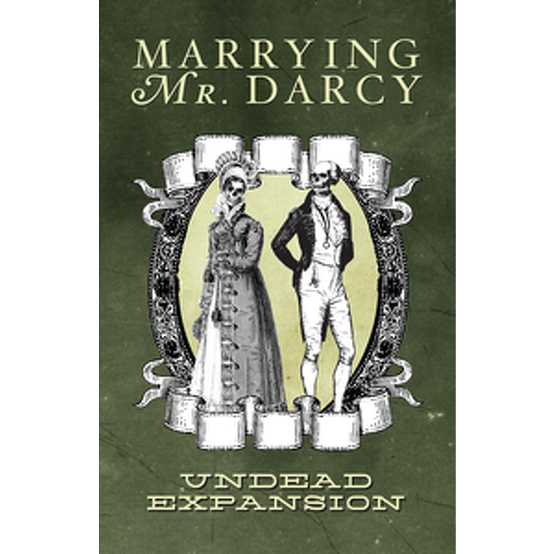 Marrying Mr Darcy   Undead Expansion