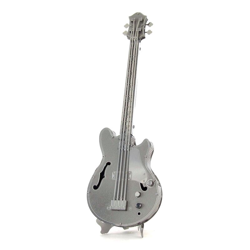 Metal Earth - Electric Bass Guitar