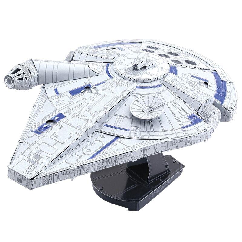 Metal Earth - ICONX - Lando+39s Millennium Falcon