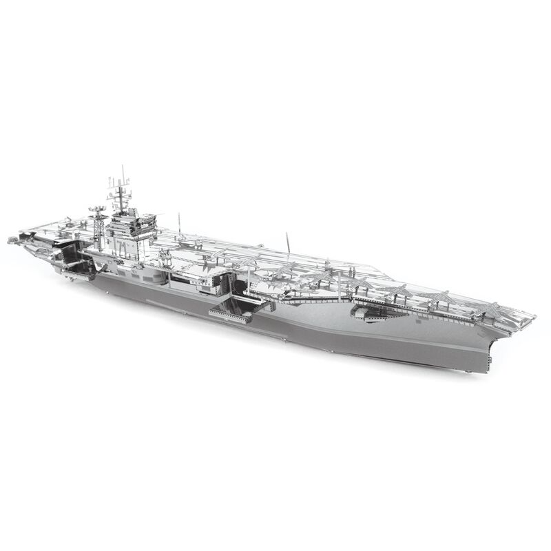 Metal Earth - ICONX - USS Theodore Roosevelt Carrier