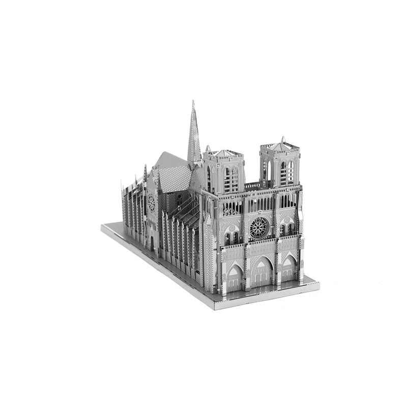 Metal Earth - ICONX Notre Dame