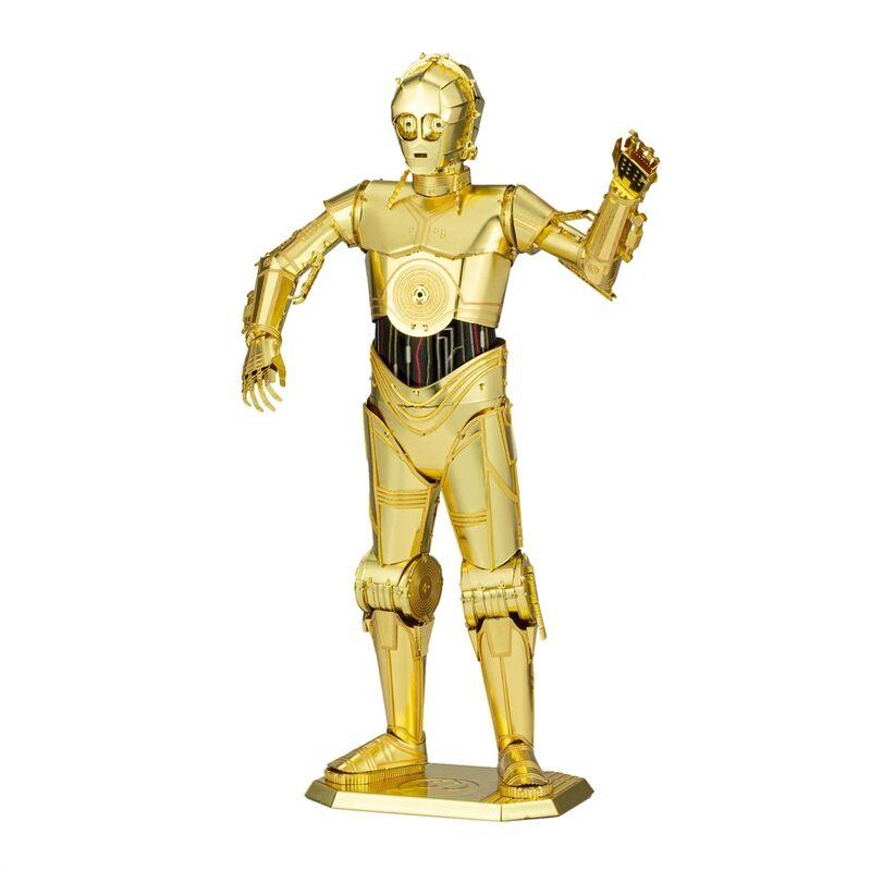 Metal Earth - Star Wars - Gold C-3PO