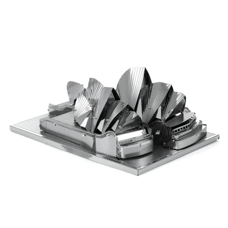 Metal Earth - Sydney Opera House