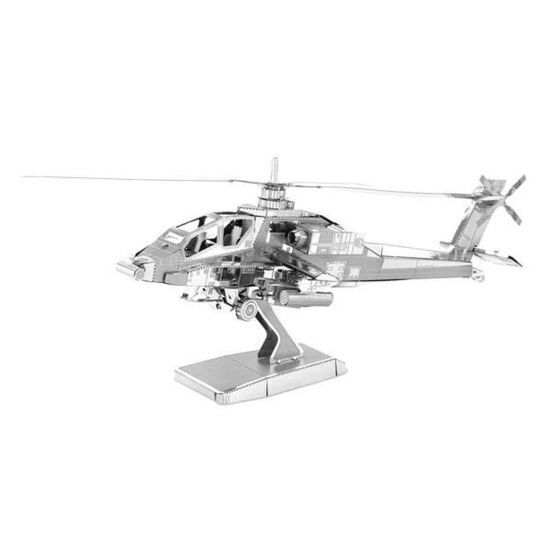 Metal Earth  AH64 Apache