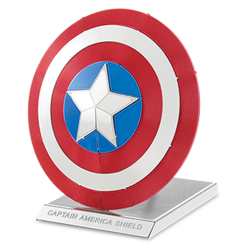 Metal Earth  Avengers Capatin Americaand39s Shield