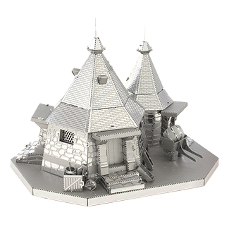 Metal Earth  Harry Potter  Hagridand39s Hut