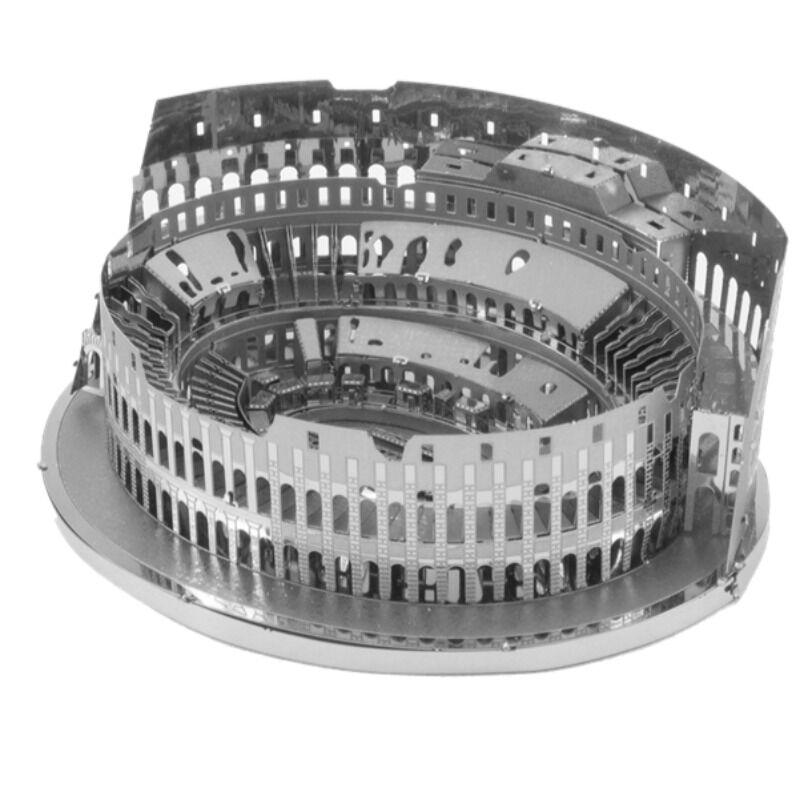 Metal Earth  ICONX Roman Colosseum