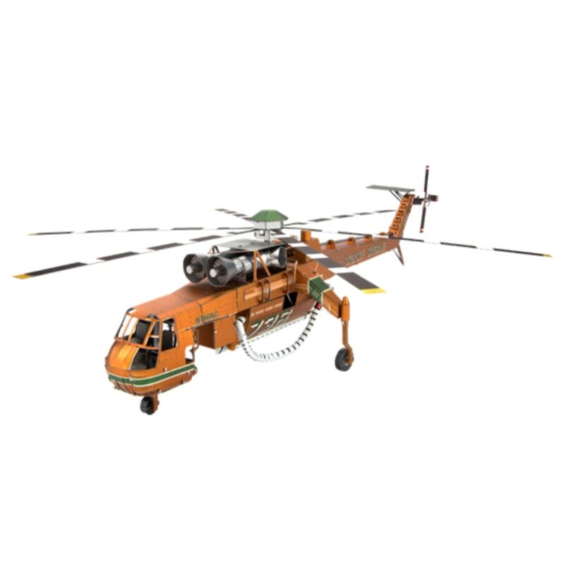 Metal Earth  ICONX Sikorsky S64 Skycrane Elvis
