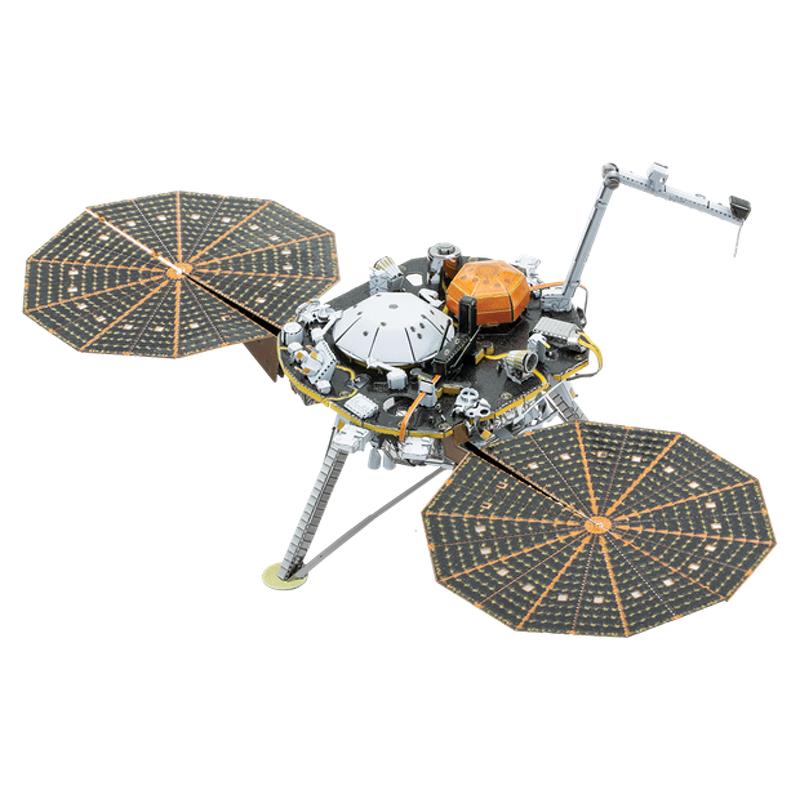 Metal Earth  Insight Mars Lander