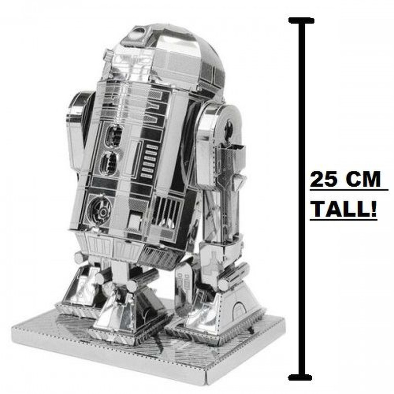 Metal Earth  Mega R2D2