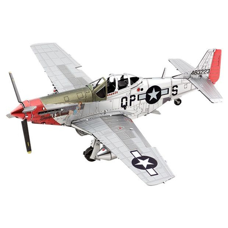 Metal Earth  P51D Mustang and39Sweet Arleneand39