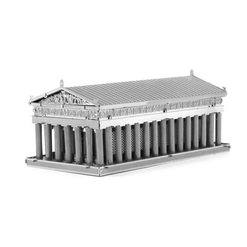 Metal Earth  Parthenon