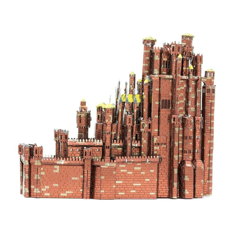 Metal Earth  Red Keep Game Of Thrones