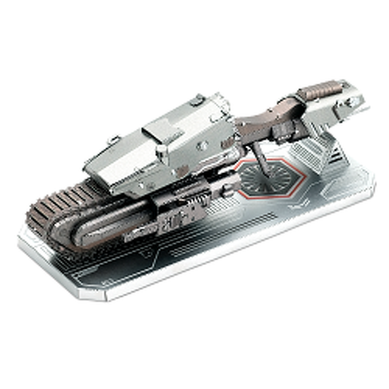 Metal Earth  Star Wars  First Order Treadspeeder