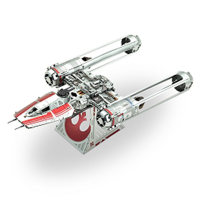 Metal Earth  Star Wars  Zoriiand39s YWing Fighter