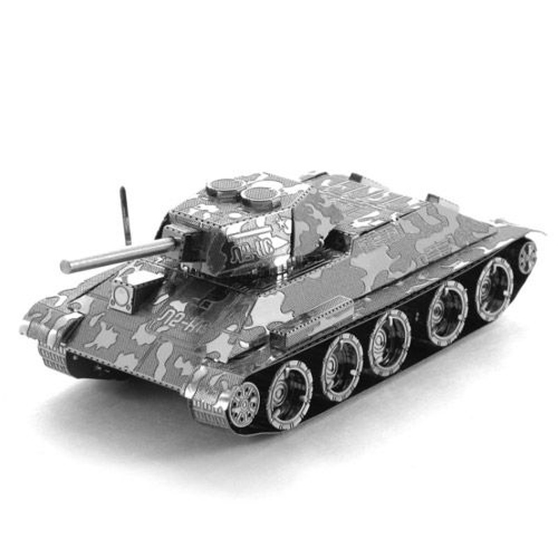 Metal Earth  T34 Tank